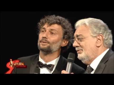 Placido Domingo & Jonas Kaufmann. Franz Lehar - Dein ist mein ganzes herz