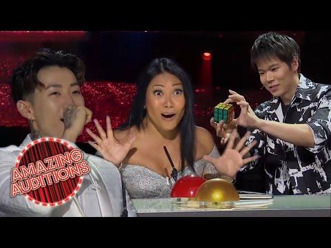 Eric Chien WINNER'S JOURNEY – Asia's Got Talent Season 3 | Amazing Auditions