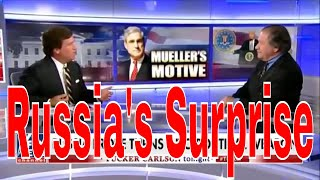 Russia's Surprise for Mueller