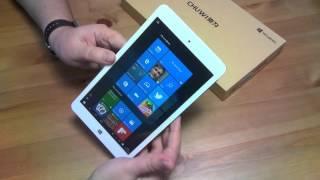 Chuwi Hi8 Pro. Распаковка и первые впечатления