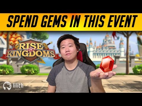 Spend Your Gems in This Event | Rise of Kingdoms