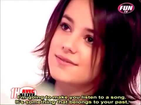 Alizée - Fun TV Interview 06-03-2003 with English Subtitles Part One