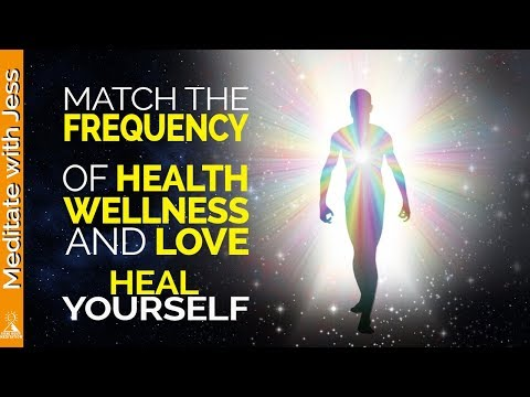 Guided Meditations, Affirmations & Visualisations for HEALTH