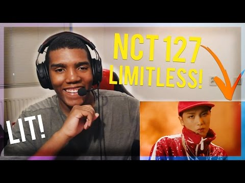 NCT 127 - LIMITLESS MUSIC VIDEO #2 (PERFORMANCE VERSION) - REACTION! (AWESOME!)