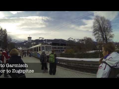 GoPro Travel tip # 2 Ski day outside Munich