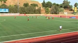 Campeonato de Liga Tercera División Grupo X CMD San Juan 1 - UD Roteña 0