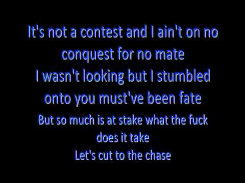 Space bound by Eminem Lyrics