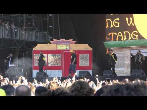 Wu Tang Clan  Bring Da Ruckus  Governors Ball
