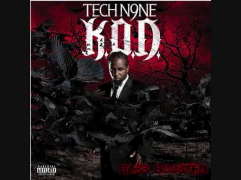 Tech N9ne - Demon (BASS BOOSTED)