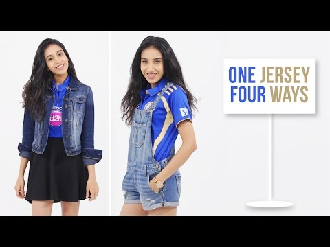 4 Chic Ways to Style Your IPL Jersey