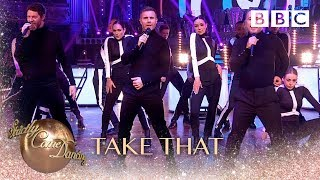Take That perform 'Out of Our Heads' - BBC Strictly 2018