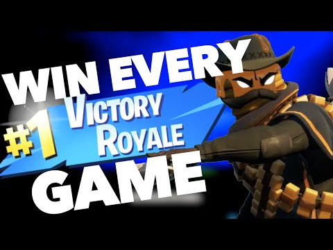 How To Win In Fortnite Chapter 2 Season 2 | How To Win Every Game In Fortnite Chapter 2 Season 2