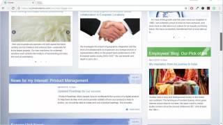 universal intranet a truly integrated user interface