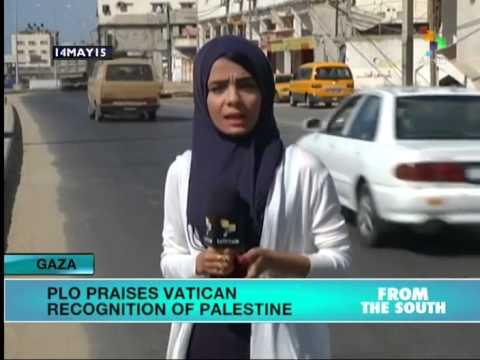 PLO Hails Vatican Recognition Of Palestine