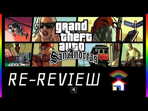 Grand Theft Auto: San Andreas RE-REVIEW - ColourShed