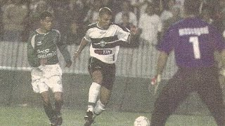 Coritiba 4 x 3 Goiás - Copa do Brasil de 2001