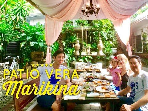 Best Restaurant Marikina: Patio Vera Garden Restaurant by HourPhilippines.com