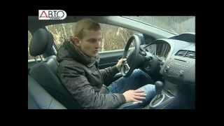 Тест-драйв Honda Сivic и Peugeot 308 ч.1 (AutoTurn.ru)