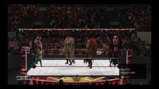 Four Horsewomen MMA vs Four Horsewomen WWE...