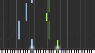 Sentimientos (Los protegidos)-Tutorial-Piano