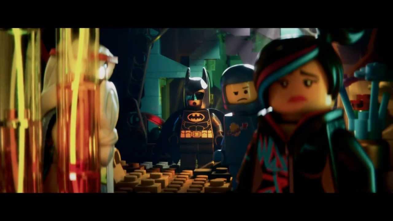 LEGO Pribeh - dabovany trailer