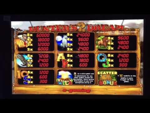BIG WIN 48.000,- Hunter's Dream 2