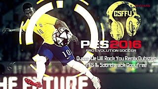 Queen - We Will Rock You Remix Dubstep | PES 16 Soundtrack Copyfree