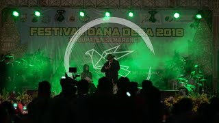 Sujiwo Tejo - Titi Kala Mangsa (Live GOR Pandanaran Wujil, Bergas)