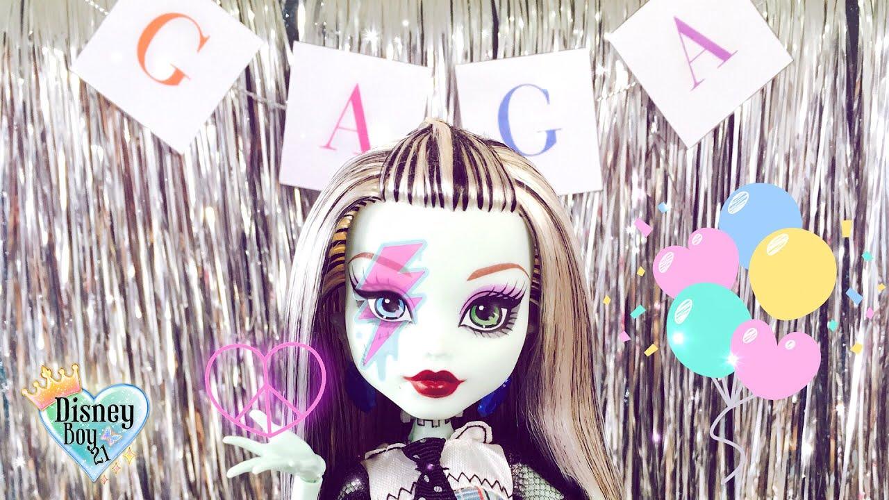 Happy Birthday Lady Images ~ Happy birthday lady gaga monster high still graphic video youtube