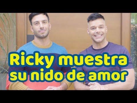 Ricky estrena casa en Beverly Hills !!!