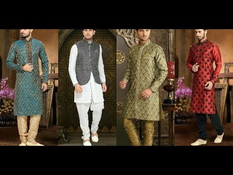 Latest New Style Mens Kurta Designs/Salwar Kameez Available Online At Reasonable Prices..