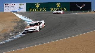 1973-1991 IMSA GTU, GTO / Trans-Am - 2017 Rolex Monterey Motorsport Reunion
