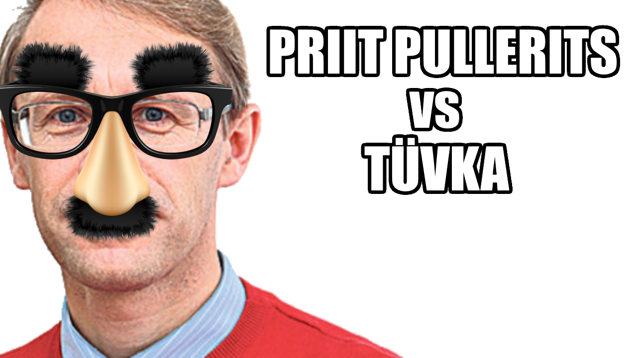Priit Pullerits versus TÜVKA