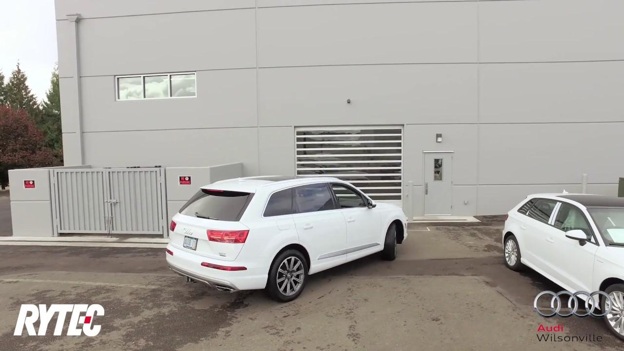 Wilsonville Audi Chris Aldworth Rytec Testimonial YouTube - Wilsonville audi
