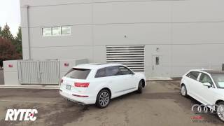 Rytec Testimonial: Chris Aldworth, Service Director of Audi Wilsonville