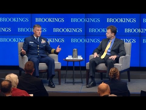 A conversation with Commandant of the U.S. Coast Guard Admiral Paul F. Zukunft