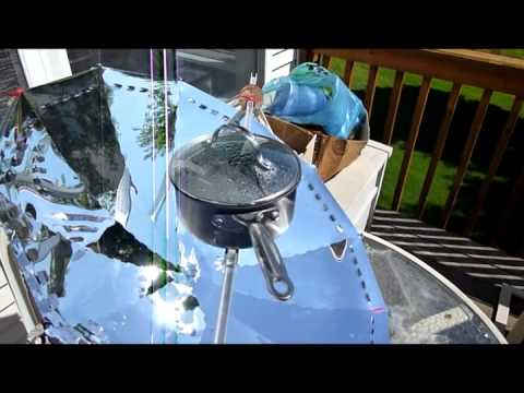 Sun juicer solar cooker review