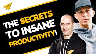 How to Master the Art of PRODUCTIVITY ft. @PeterVoogd23