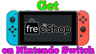 Switch Homebrew: Hbg/shop | Freeshop For The Nintendo Switch