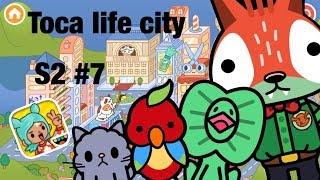 Toca life city | 3 down one two go!! S2 #7