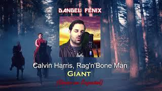 Calvin Harris, Rag'n'Bone Man – Gigante (Giant) [Cover en español] Video