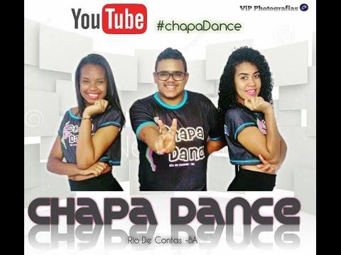 Novo Desafio - Banda Vingadora - Coreografia Grupo ChapaDance