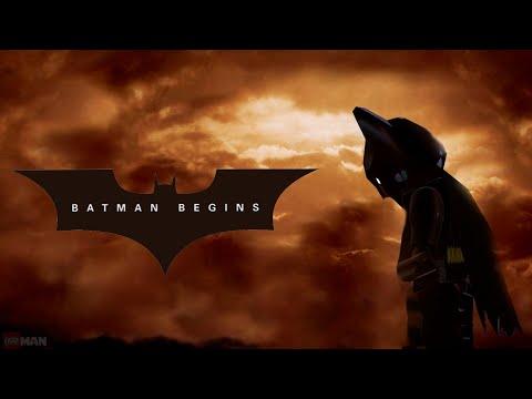 LEGO BATMAN BEGINS TRAILER