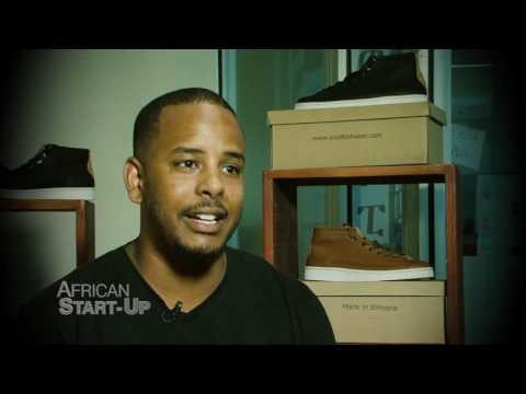 Ethiopia's ENZI Footwear on CNN's African Start up thumbnail