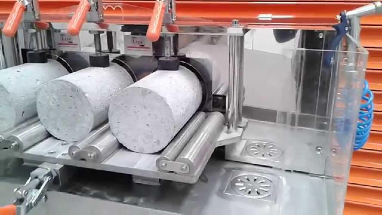 Lİya Test Sİlİndİr Numune D 220 Zeltme Cİhazi Cylinder