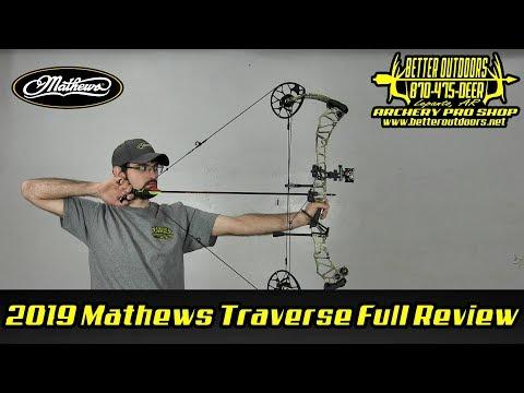 Mathews traverse specs