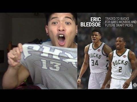 Eric Bledsoe Trade To Bucks (REACTION From Phoenix Suns Fan)