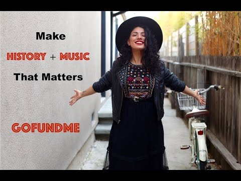 GO FUND ME  - Make HISTORY + Music That Matters