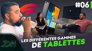 Les annonces Google, les dernières tablettes du marché et notre test du Laptop LEGION   JDH #06