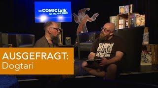 AUSGEFRAGT: Dogtari – DER COMICtalk